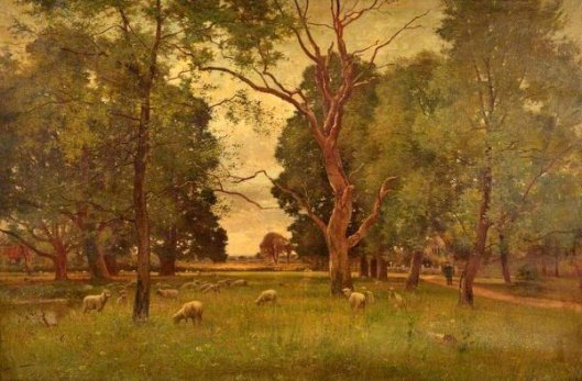 The Old Church Green, Wargrave-on-Thames, Berkshire