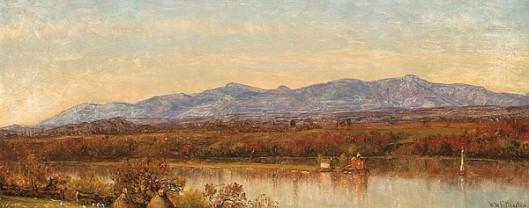 View Of The Catskills