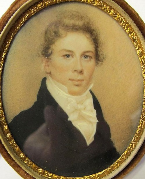 Young Man With Blond Hair