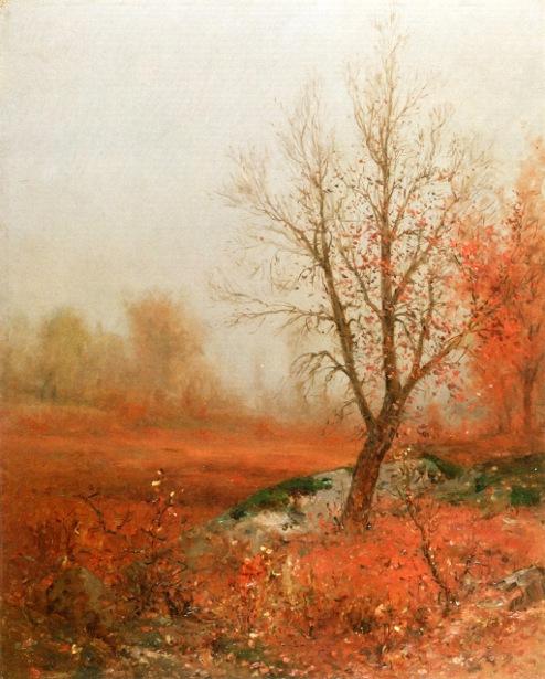 A Misty Day, November