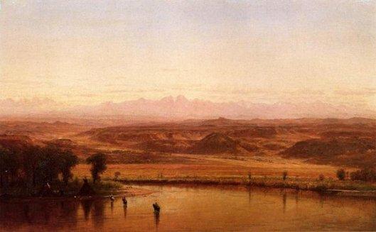 Along The Platte River, Colorado