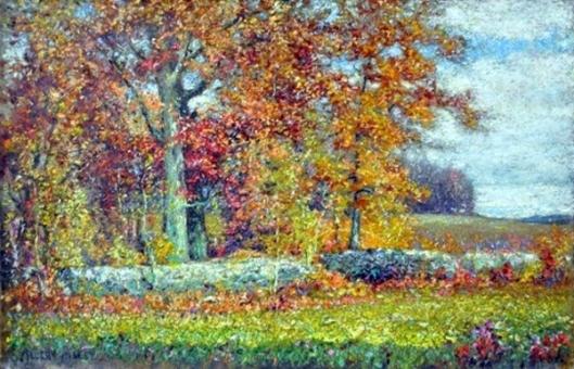 An Impressionist Landscape