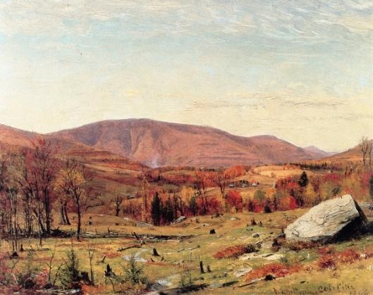 Autumn, Hunter Mountain