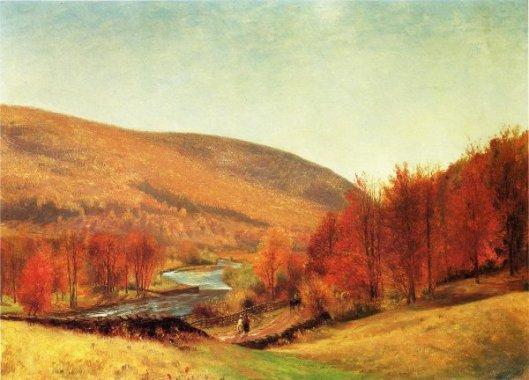 Autumn Landscape, Vermont