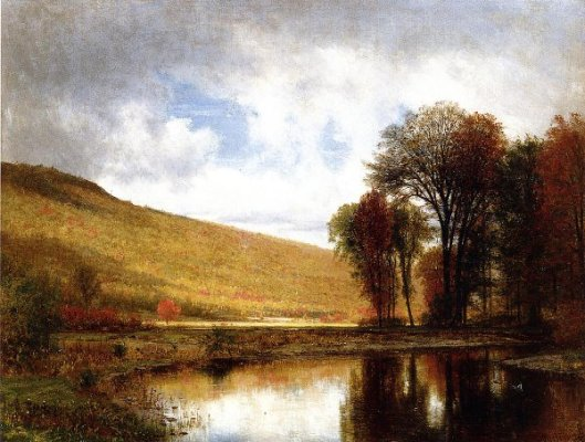 Autumn On The Delaware