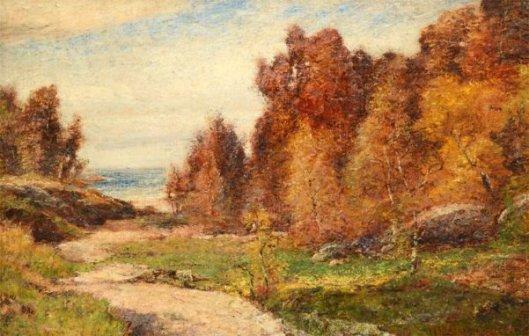 Autumnal Shore