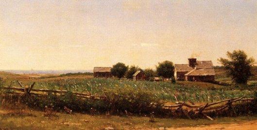 Farm By The Shore