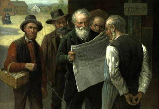 Gathering News