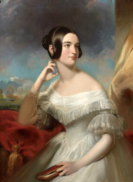 Miss Jane Mercer