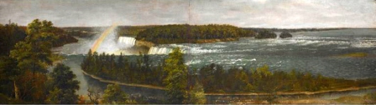 Niagara And The Rapids