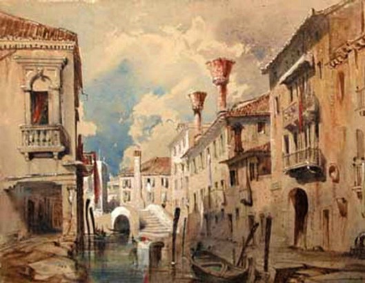 On The Lindella, Venice