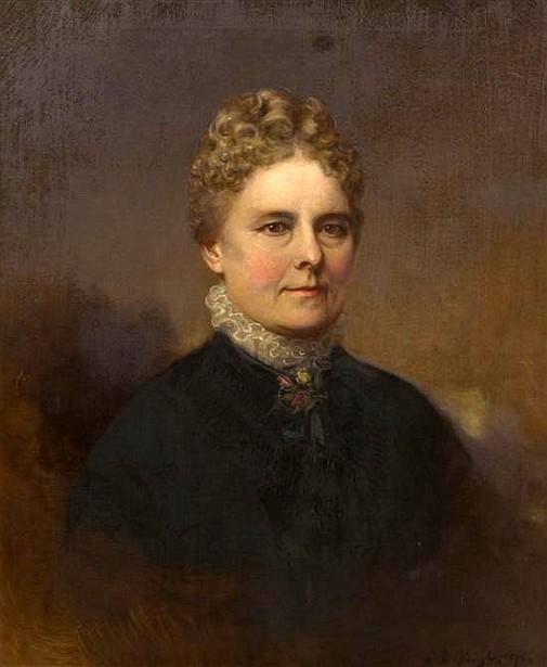 Portrait Of A  Matriarch