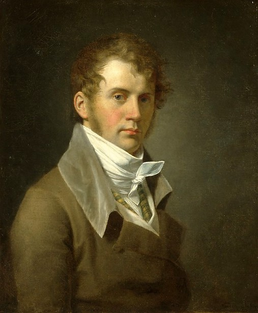 Portrait Of The Artist (Self Portrait, 1800)