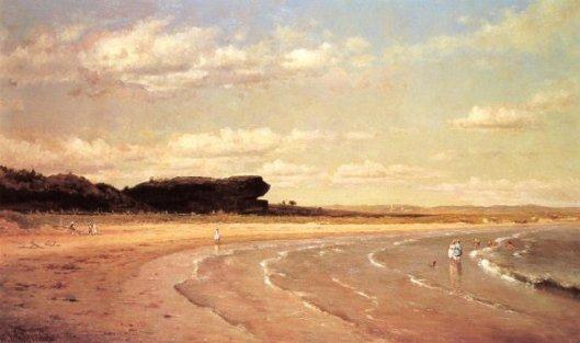 Second Beach, Newport - Bishop Berkeleys Seat, Newport, Rhode Island