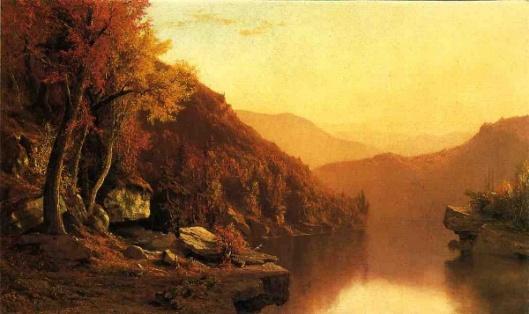 Shawanagunk Mountains, Autumn