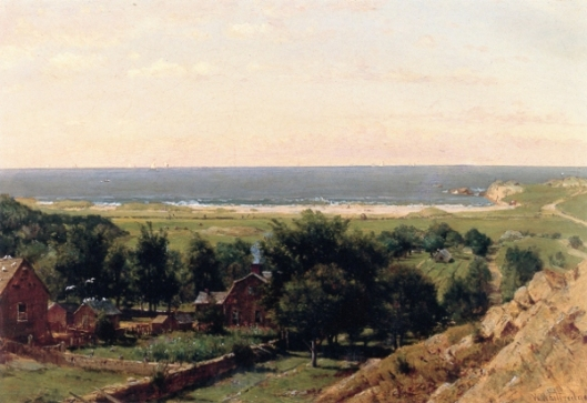 A Home By The Sea, Newport