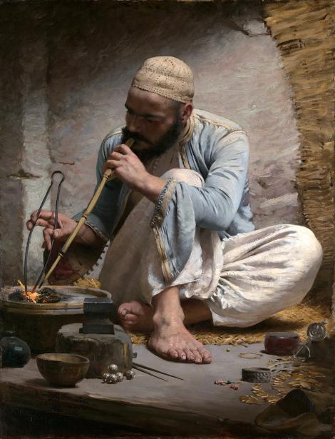 Arab Jeweller