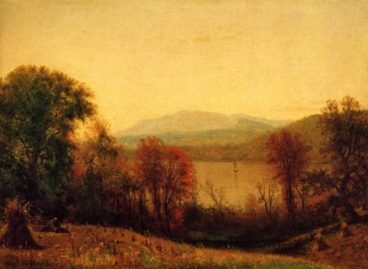 Autumn On The Hudson