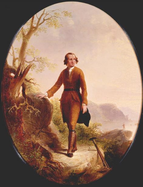 George Washington As A Young Surveyor