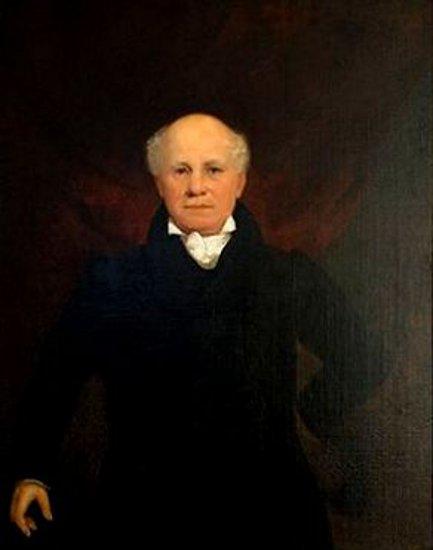 John Gadsby (The Artist's Grandfather)