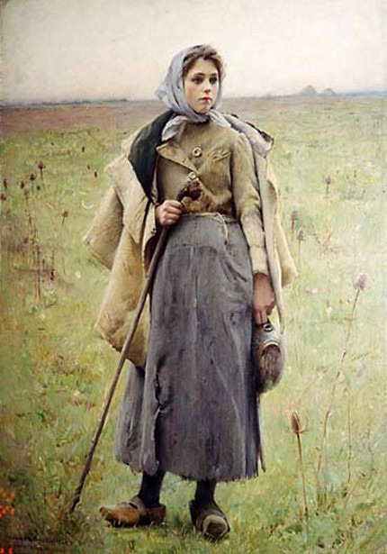 The Shepherd's Daughter