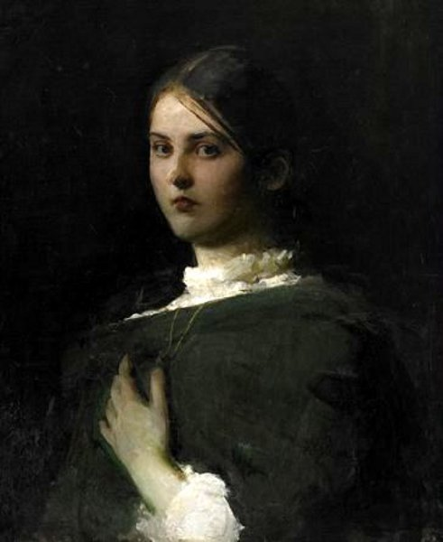 Mary Thayer (Artist's Daughter)