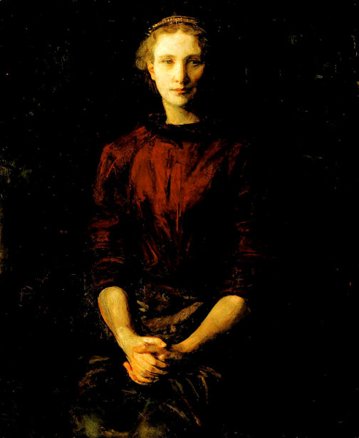 Portrait Of A Lady (Mrs. William B. Cabot)