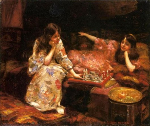 Repose: A Game Of Chess