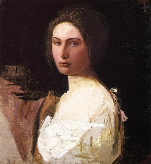 Study Of Alma Wollerman