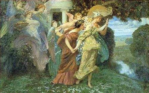 The Marriage Of Persephone