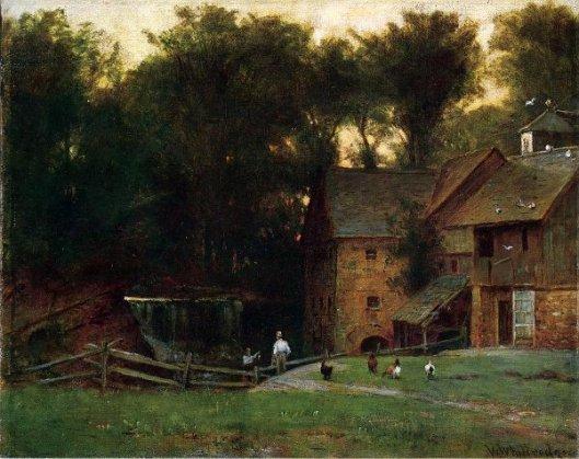 The Mill, Simsbury, Conn.