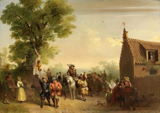 Triumph Of Stoffel Brinkerhoff On His Return From His Conquests In The East