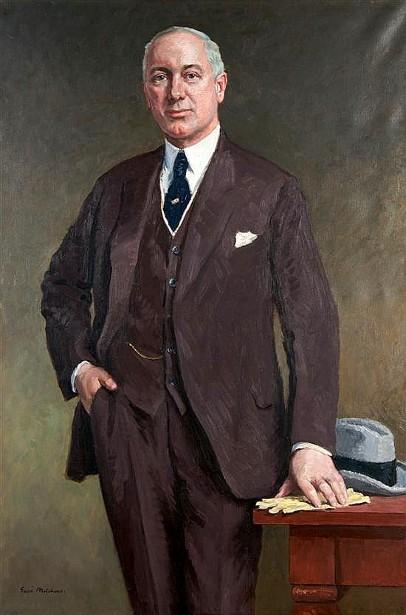 Walter J. Hayes