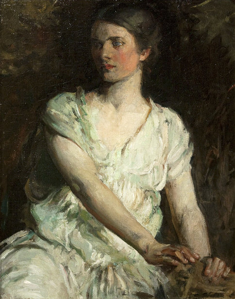 Young Woman - Bessie Price