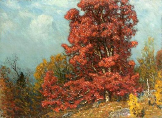 A Fall Landscape
