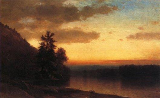 Adirondack Twilight