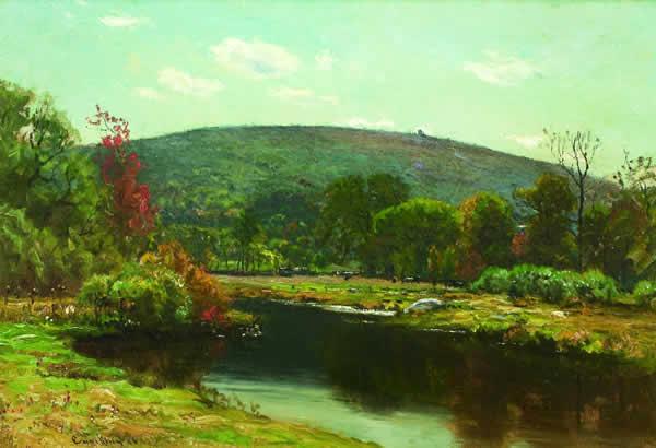 John Joseph Enneking 1841 1916 American Gallery