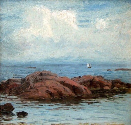 Brandt Rock, Ocean Bluff, Marshfield, MA