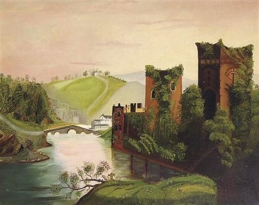 Castle Scene