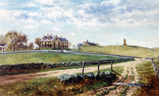 Home Of Silas Pierce, in Scituate, MA