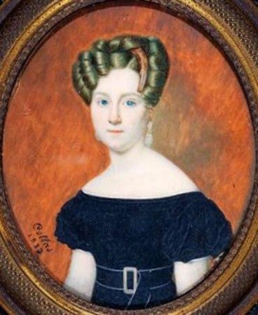 Mme Antoine Alcide Delpeuch née Marie Louise Chloé Grandchamps