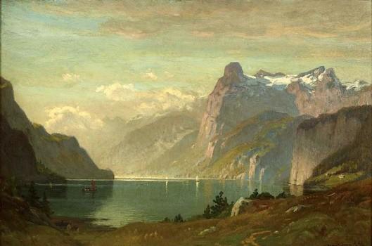 Morning, Lake Lucerne