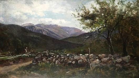 Mount Washington From Jackson, NH