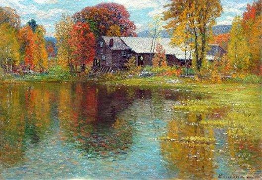 Old Mill, North Sutton, New Hampshire