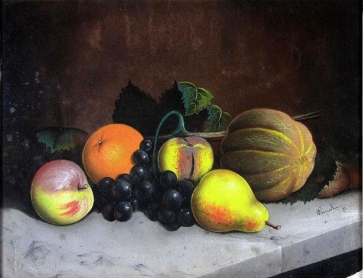 Still Life With Fruit On The Table