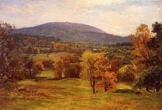 The Milton Blue Hills