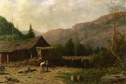 The Saw Mill, Adirondacks