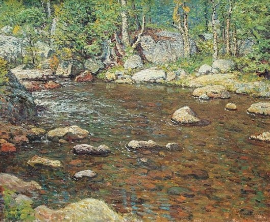Trout Brook, Newry, Maine