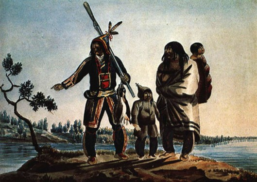 A Cree Family
