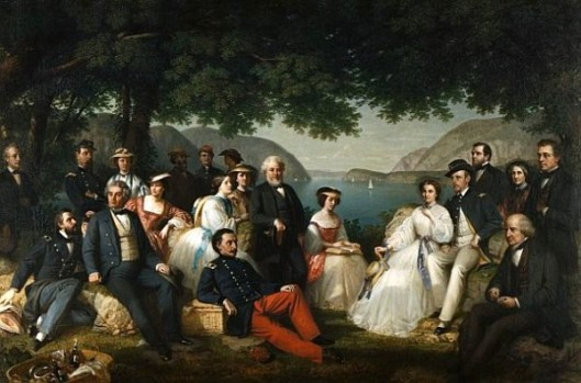 A Picnic On The Hudson